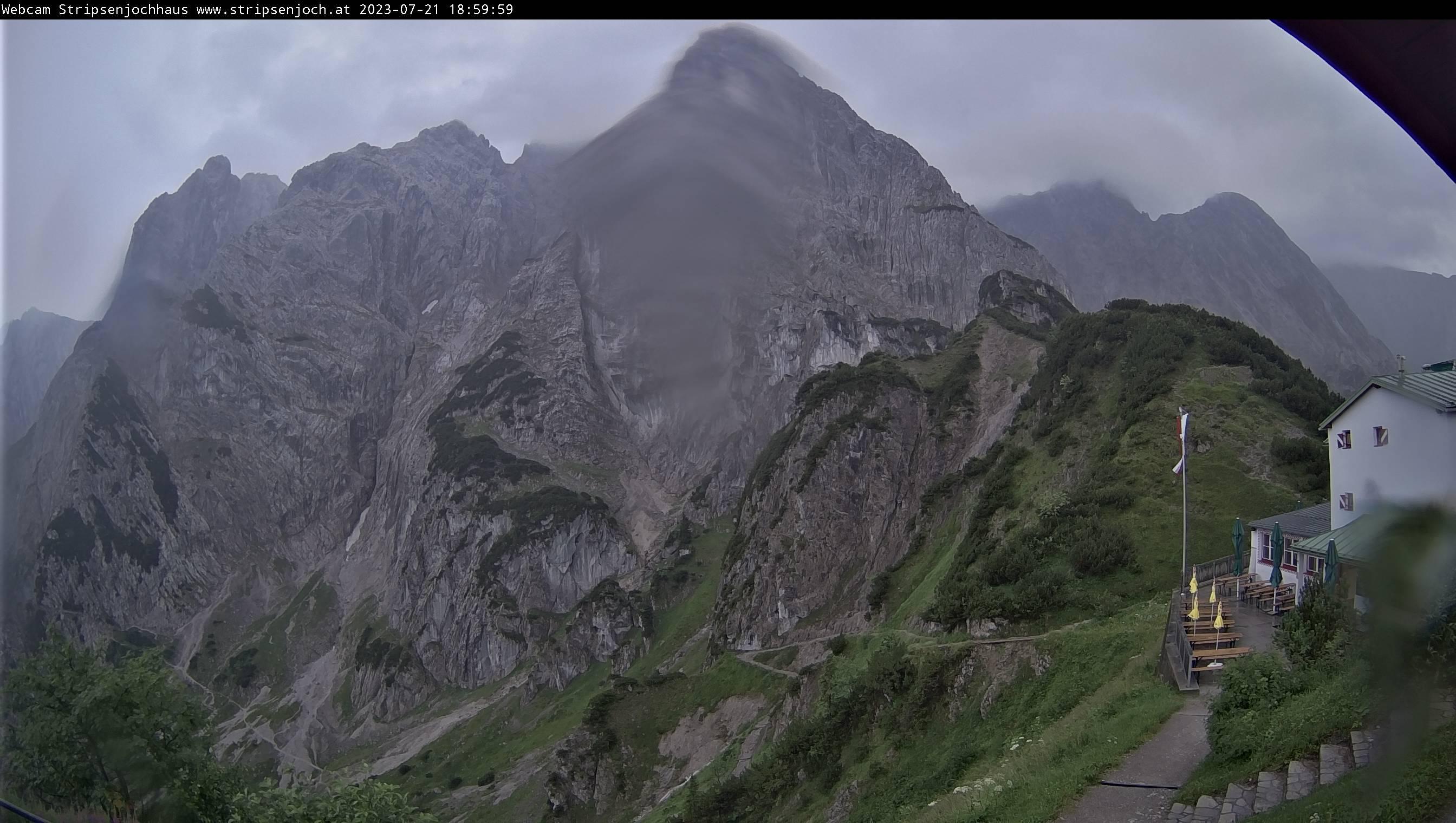 St. Johann / Tirol, Stripsenjoch / Österreich